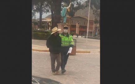 Arequipa: abren proceso al alcalde de Coporaque por violencia familiar