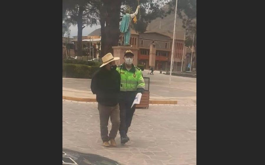 Arequipa: alcalde de Coporaque es procesado por violencia familiar
