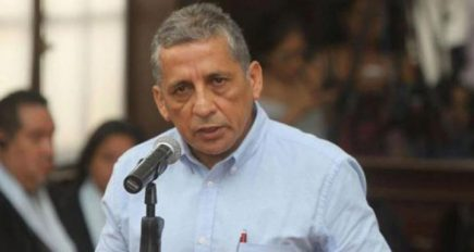 Antauro Humala encerrado en sus contradicciones