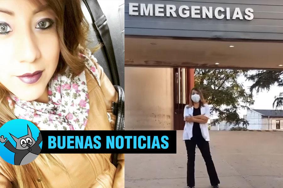 Gabriela Santana buenas noticias  Peru