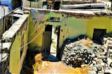 Arequipa: denuncian demolición irregular de casona del Centro Histórico (FOTOS)