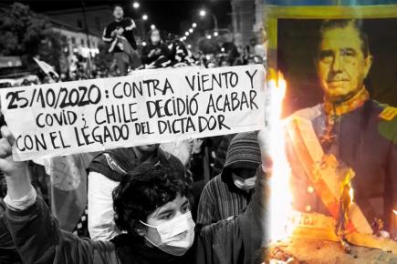 Chile eligió y le dijo adiós al legado de Pinochet
