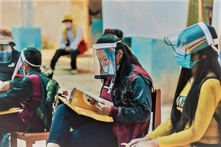Arequipa: evalúan contagios para reinicio de labores presenciales en colegios rurales