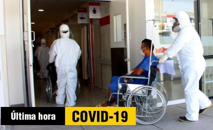 Arequipa: 95% del total de pacientes con covid-19 se han recuperado, según Geresa