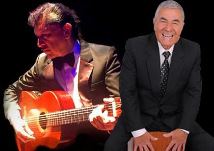 """Concierto virtual """"Serenata Criolla"""" con Víctor Marín y Ricardo Scaglia Avilés"""
