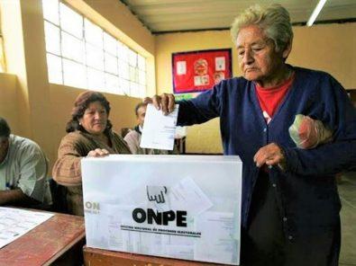 Elecciones 2021: ciudadanos podrán elegir su local de votación más cercano