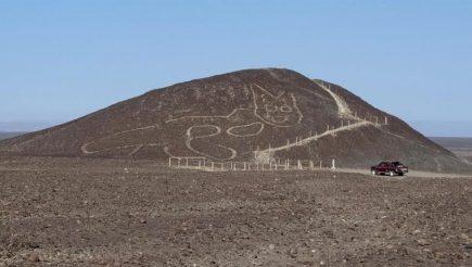 El nuevo geoglifo que sería más antiguo que las líneas de Nazca