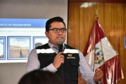 Arequipa: audios comprometen a gerente de Transportes en donaciones irregulares