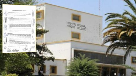 Hospital Covid Arequipa necesita que obras culminen antes de segunda ola