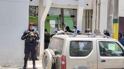 Ica: Fiscalía y Policía de Inteligencia allana tres medios de comunicación y seis inmuebles