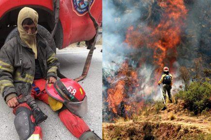 Incendios forestales en octubre dejan 3 muertos y destruyen cientos de hectáreas