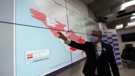 Essalud: se incrementaron infecciones por covid-19 en 13 regiones
