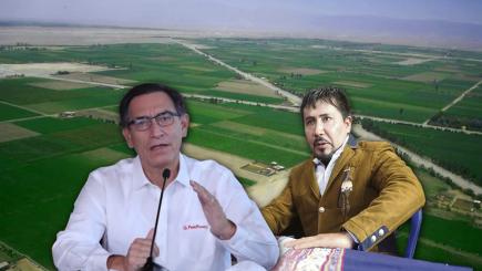 Martín Vizcarra se reunirá con gobernador de Arequipa por Majes Siguas II (VIDEO)