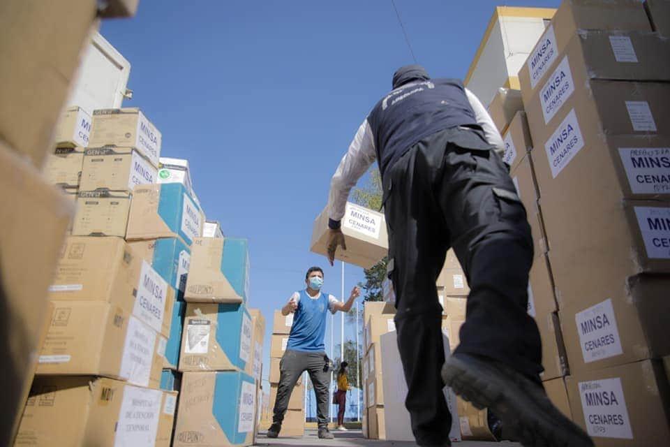 Arequipa: claroscuros en la denuncia de medicinas almacenadas en el almacén de la Geresa
