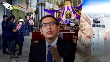 Gobierno evalúa reabrir las iglesias en noviembre |  Noticias Al Vuelo