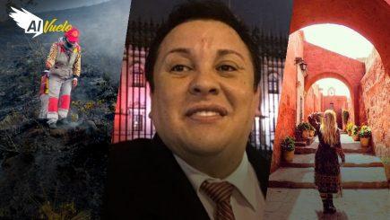 Fiscalía no pidió prisión preventiva para Karem Roca |  Noticias Al Vuelo