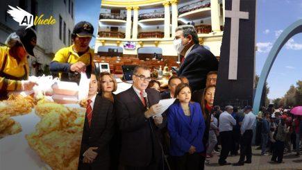 Actuales congresistas no podrán postular  |  Noticias Al Vuelo