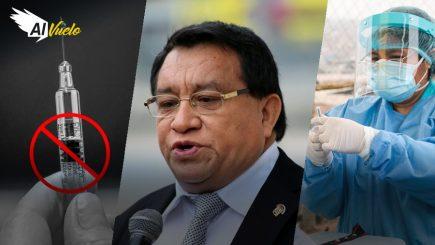 Coronavirus Perú: Gobierno no comprará vacuna de AstraZeneca  | Noticias Al Vuelo