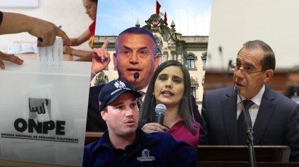 Estos son los punteros para presidente 2021  |  Noticias Al Vuelo