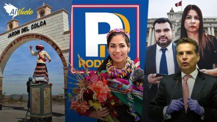 Primera dama no será candidata  |  Noticias Al Vuelo