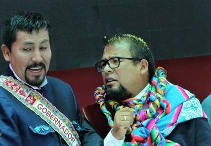 Arequipa: Omar Candia y alcaldes distritales en la mira de 'revocadores'