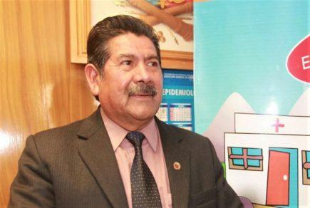 Arequipa: epidemiólogo Percy Miranda es designado jefe del Comando Covid