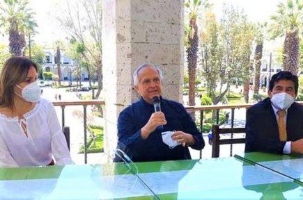 Candidato presidencial de Perú Nación: Tía María no va sin nuevo EIA