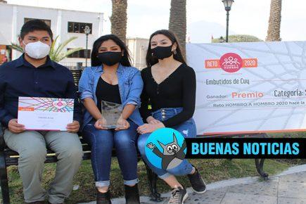 Universitarios arequipeños ganan premio por crear «salchicha de cuy»