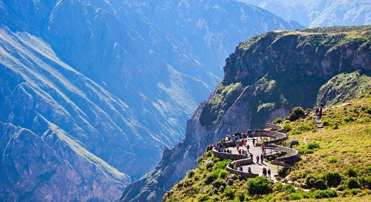 Arequipa: Valle de Colca se prepara para reactivar turismo en octubre