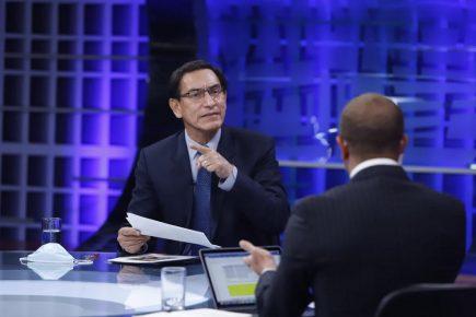 Acción Popular y Alianza Para el Progreso pidieron a Martín Vizcarra postergar elecciones