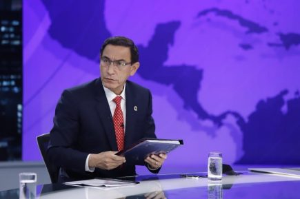 Martín Vizcarra sobre caso Richard Swing: estoy a disposición de fiscalía