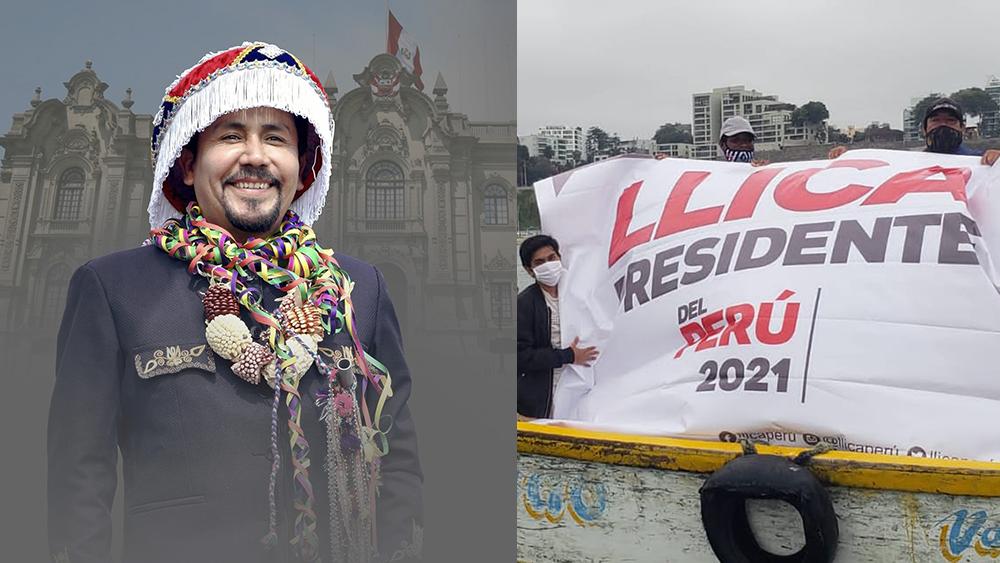 elecciones 2021 gobernador de arequipa elmer cáceres llica