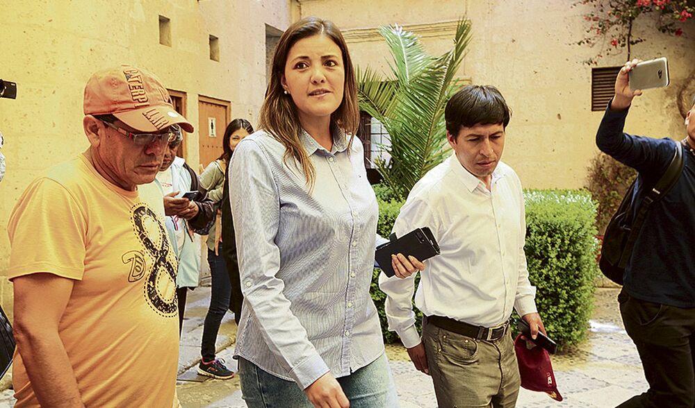 Yamila Osorio: Poder Judicial rechaza la prohibición de salir del país