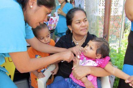 Arequipa es la región con mayor déficit de vacunas contra la difteria