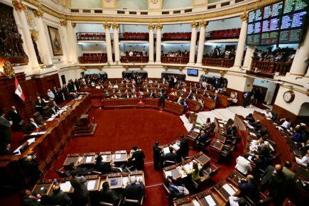 Congresistas por Arequipa responden sobre supuestas investigaciones en Fiscalía