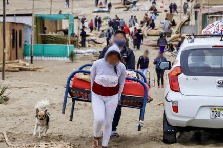 """Arequipa: supuestos dueños de terrenos en Yura reconocen """"avalar"""" invasiones"""