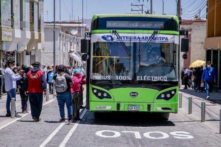 Arequipa: ¿Está en riesgo el Centro Histórico por el ingreso de buses del SIT?