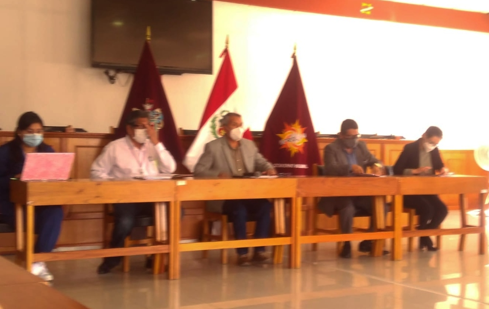 Gobierno Regional de Arequipa enjuiciará a juez que destituyó a Cáceres Llica