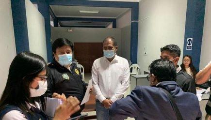 Detienen a gobernador de Áncash Juan Carlos Morillo por colusión agravada