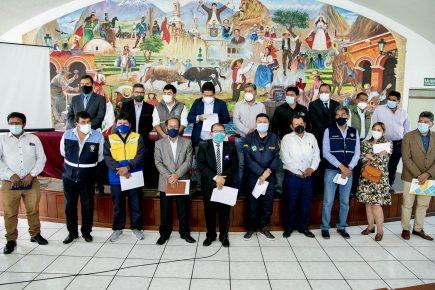 Arequipa: alcaldes piden que más dinero del IGV se use para financiar municipios