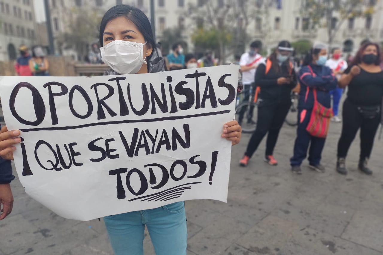 Arequipa: convocan a protestas contra la asunción de mando de Merino - El Búho