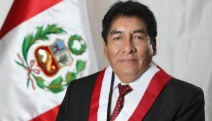 """Congresista Chaiña renuncia a partido de Antauro Humala (UPP) por """"razones de conciencia"""""""