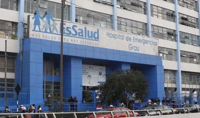 fallecido en hospital