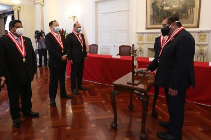 JNE: nuevas autoridades de Ejecutivo y Legislativo serán reflejo de voluntad ciudadana
