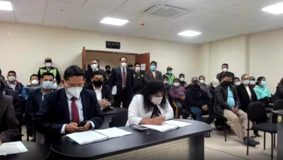 mafia municipal en Arequipa
