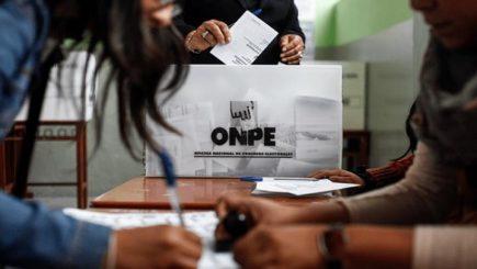 Elecciones internas de partidos este domingo 29 en 377 locales de votación a nivel nacional