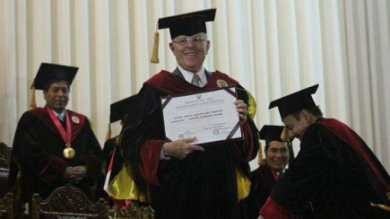 Cusco: UNSAAC retira Doctorado Honoris Causa a ex presidente Kuczynski
