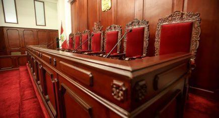 Hoy se inició periodo de tachas a candidatos al Tribunal Constitucional