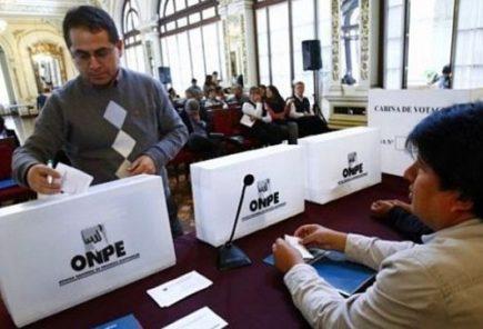 Cómo votan los peruanos