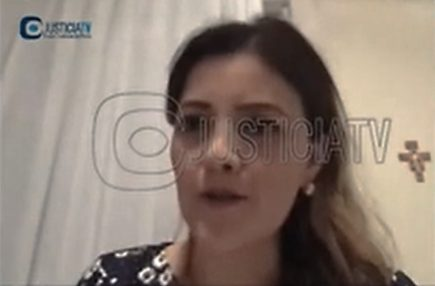 Yamila Osorio sobre acusación de ICCGSA: es venganza por haber ejecutado carta fianza (video)